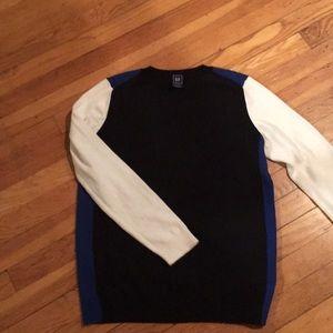 GAP Color Block Brooklyn Sweater